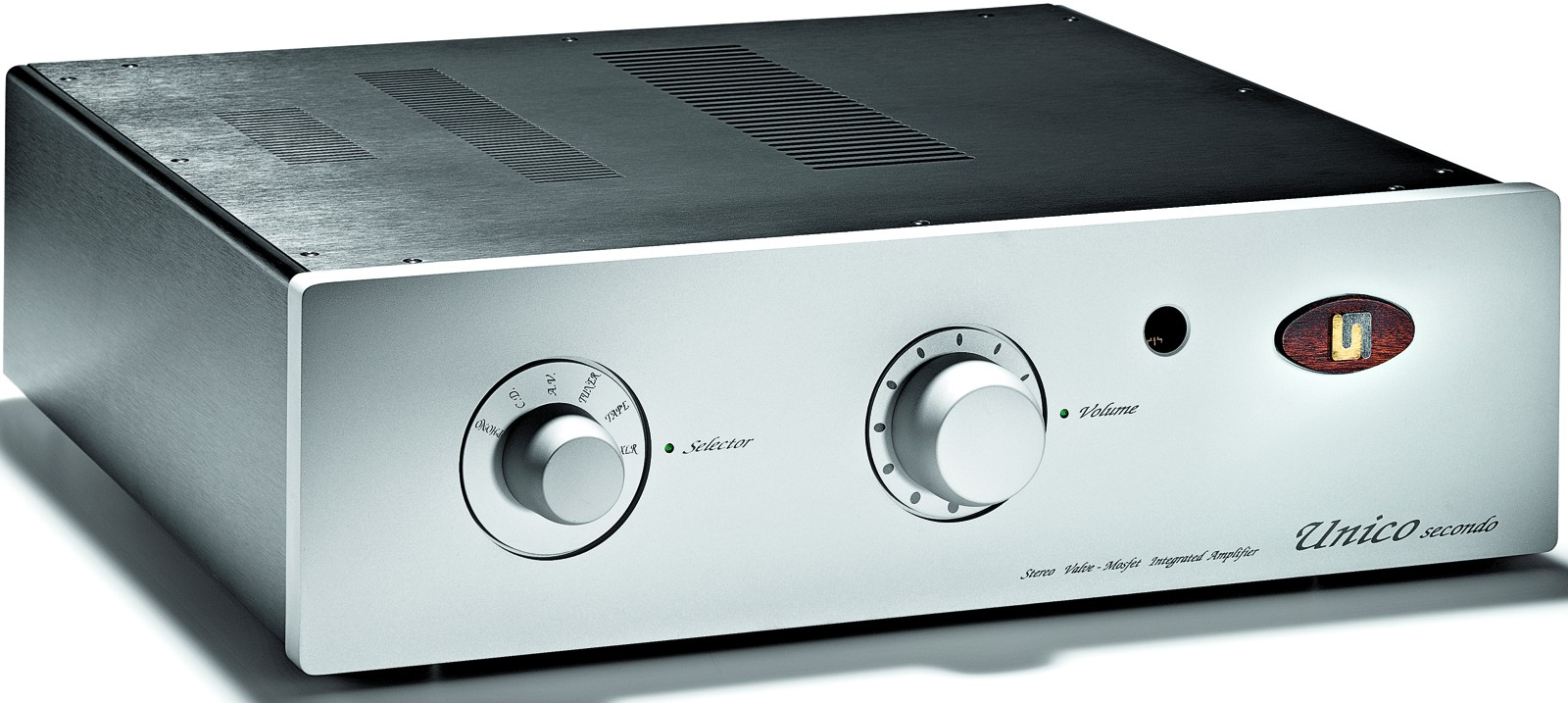 Unison Research Unico Secondo Integrated Amplifier at ...