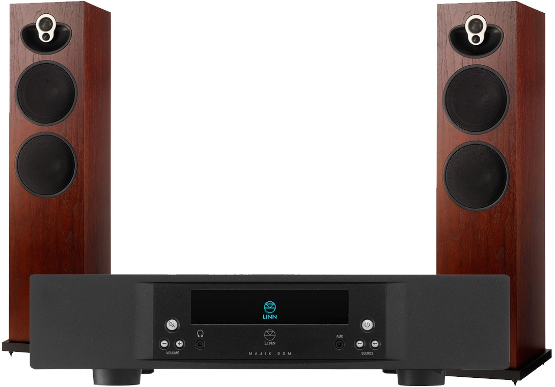 linn majik dsm majik 140 hifi system at audio affair. Black Bedroom Furniture Sets. Home Design Ideas