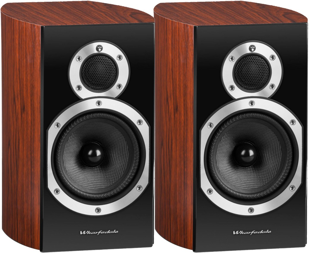 wharfedale diamond 10 1 speakers pair rosewood at audio affair