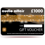 Audio Affair £1000 Gift Voucher