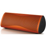KEF Muo Wireless Bluetooth Speaker - Sunset Orange