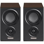 Mission LX-2 Speakers (Pair) - Walnut Front