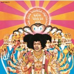 Jimi Hendrix - Axis Bold As Love (Mono) 180g MOV LP