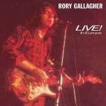 Rory Gallagher - Live in Europe 180g MOV LP