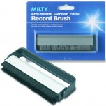 Milty Carbon Fibre Record Brush