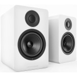 Acoustic Energy AE1 Active Speakers Piano White pair