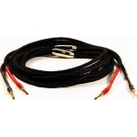 Black Rhodium Rumba Speaker Cable - Terminated Pairs