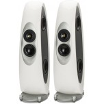 Elac Concentro Speakers (Pair) White