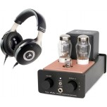 Focal Elear Headphones + Icon Audio HP8 MkII Valve Package