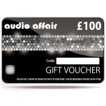 Audio Affair £100 Gift Voucher