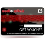 Audio Affair £5 Gift Voucher