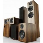 Acoustic Energy 109 5.1 Speaker Package Walnut