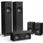 Jamo S807 HCS 5.0 Speaker Package Black