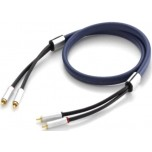 Luxman JPC-15000 Ultimate RCA Interconnects (1.3m Pair)