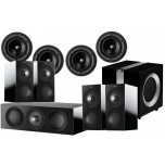 KEF R3 5.1 Speaker Package + Ci160QR for Atmos