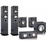 Monitor Audio Bronze 5 AV 5.1 Speaker Package Black