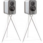 Q Acoustics Concept 300 Speakers (Pair) Silver