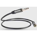 QED Performance 6.35mm Headphone Extension Cable