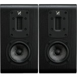Quad S2 Speakers (Pair) Black