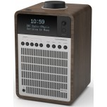 Revo SuperSignal DAB / FM / Bluetooth Radio Walnut/Silver