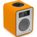 Ruark Audio R1 MkIII DAB Radio Burnt Saffron Ltd Edition