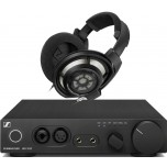 Sennheiser HD800S Headphones + HDV820