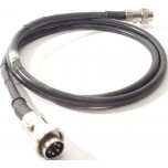Naim Black Snaic Cable 5 Pin to 5 Pin DIN