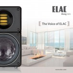 Elac The Voice of Elac CD