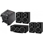 Wharfedale Diamond Bookshelf 5.1 Speaker Package
