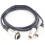 Naim Interconnect Cable 2 x RCA to 5 Pin DIN