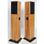 Stirling Broadcast AB-2 pair with LS3/5a Natural Oak
