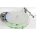 Roksan Radius 7 Turntable - Clear Acrylic