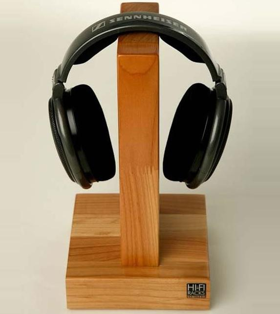 Hi Fi Racks Wood Headphones Stand For 163 49 00 In Headphones