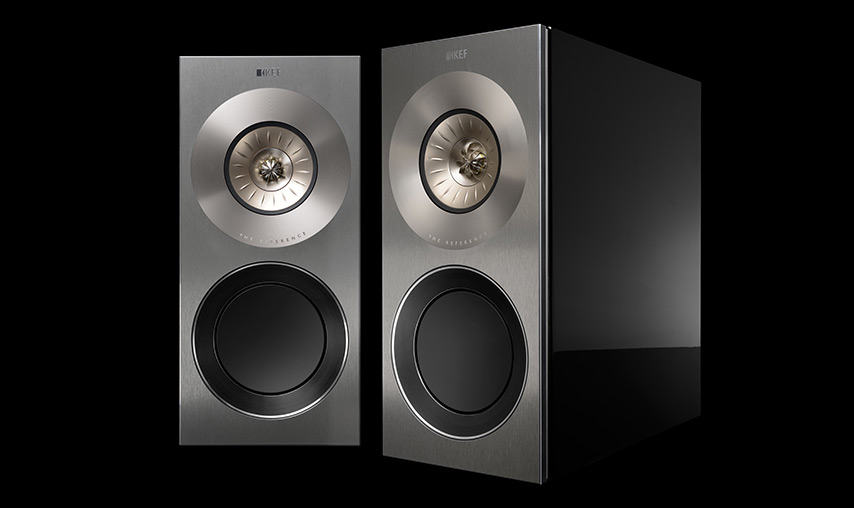 Kef The Reference 1 Speakers Pair At Audio Affair