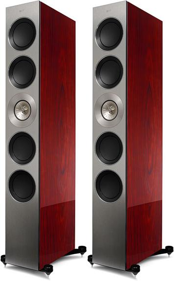 Kef The Reference 5 Speakers Pair At Audio Affair