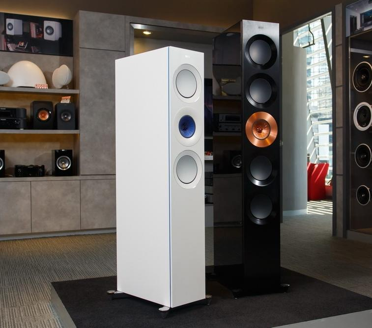 Kef The Reference 5 Speakers Foundry Edition Pair At