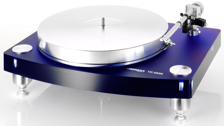 Thorens Td 2035 Acrylic Platter Turntable For 163 2 594 95 In