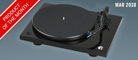Pro-Ject Debut III S Audiophile Turntable
