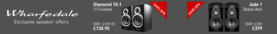 Wharfedale Exclusive Discount offer