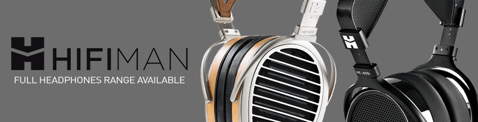 HiFi Man Headphones Range