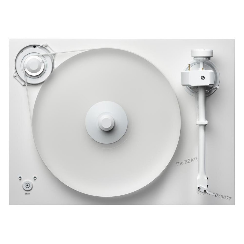 Pro-Ject 2 Xperience Turntable Beatles White Album Ltd Edition