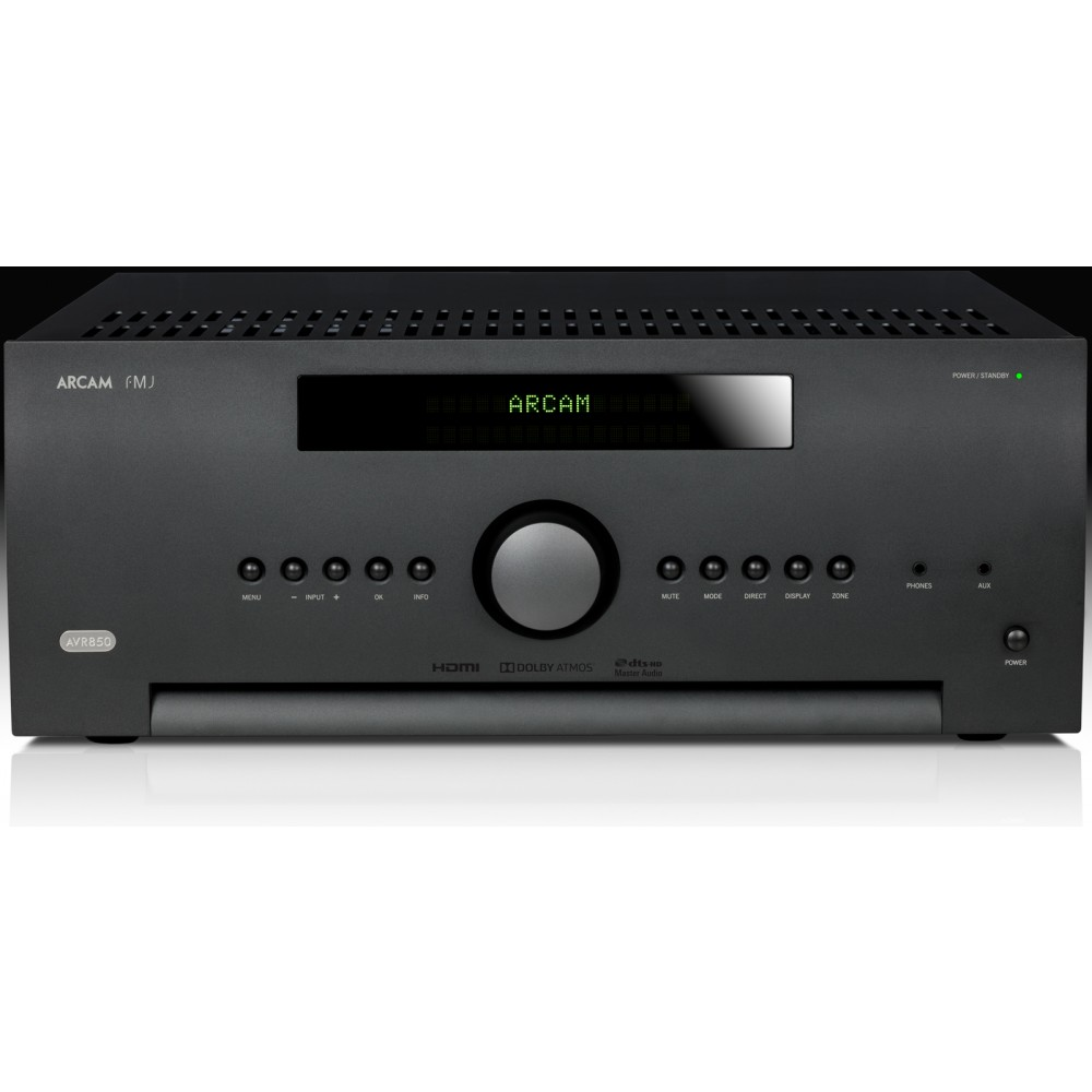 Arcam AVR850 AV Receiver - Factory Return