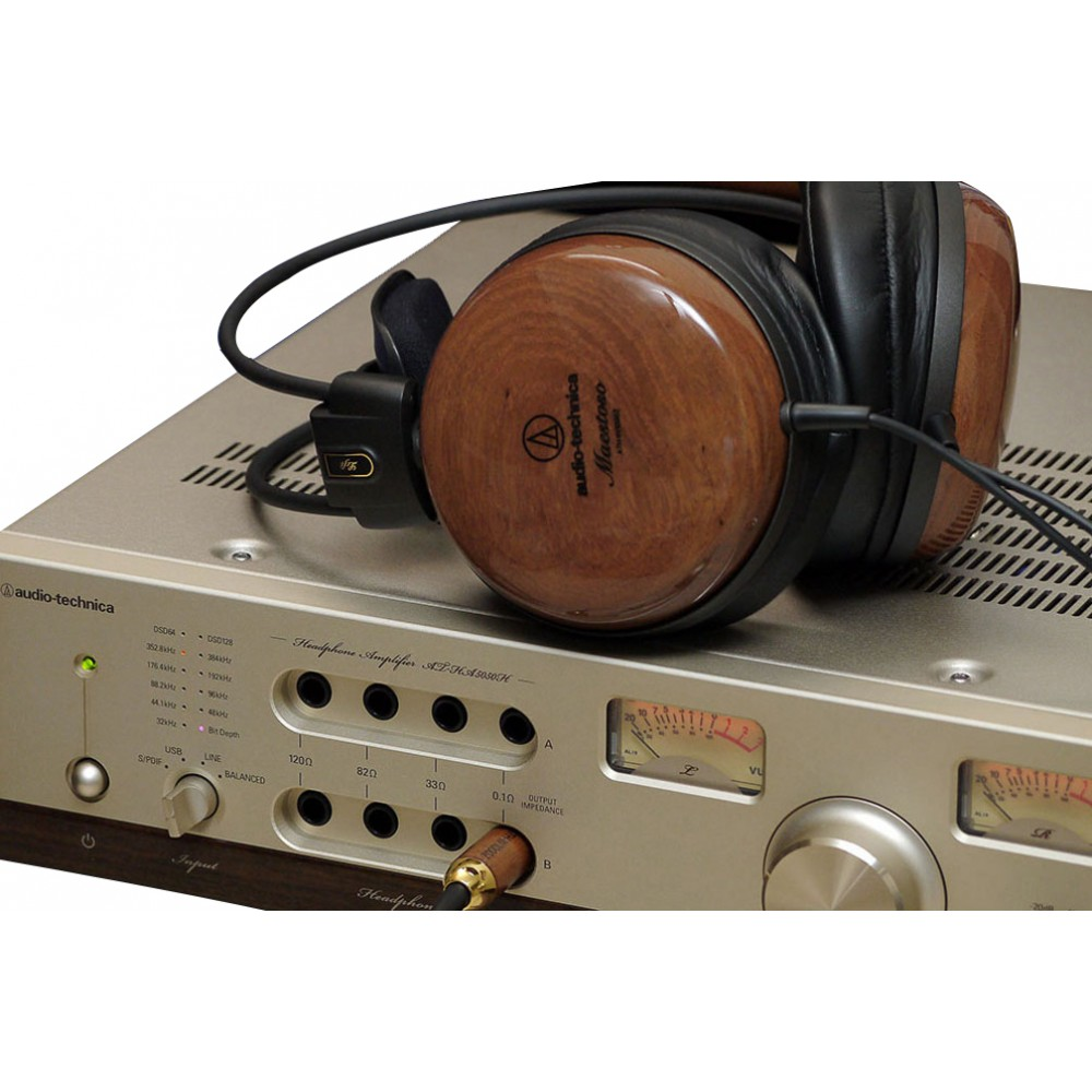 481995c7a2b Audio Technica AT-HA5050H Reference Headphone Amplifier at Audio Affair