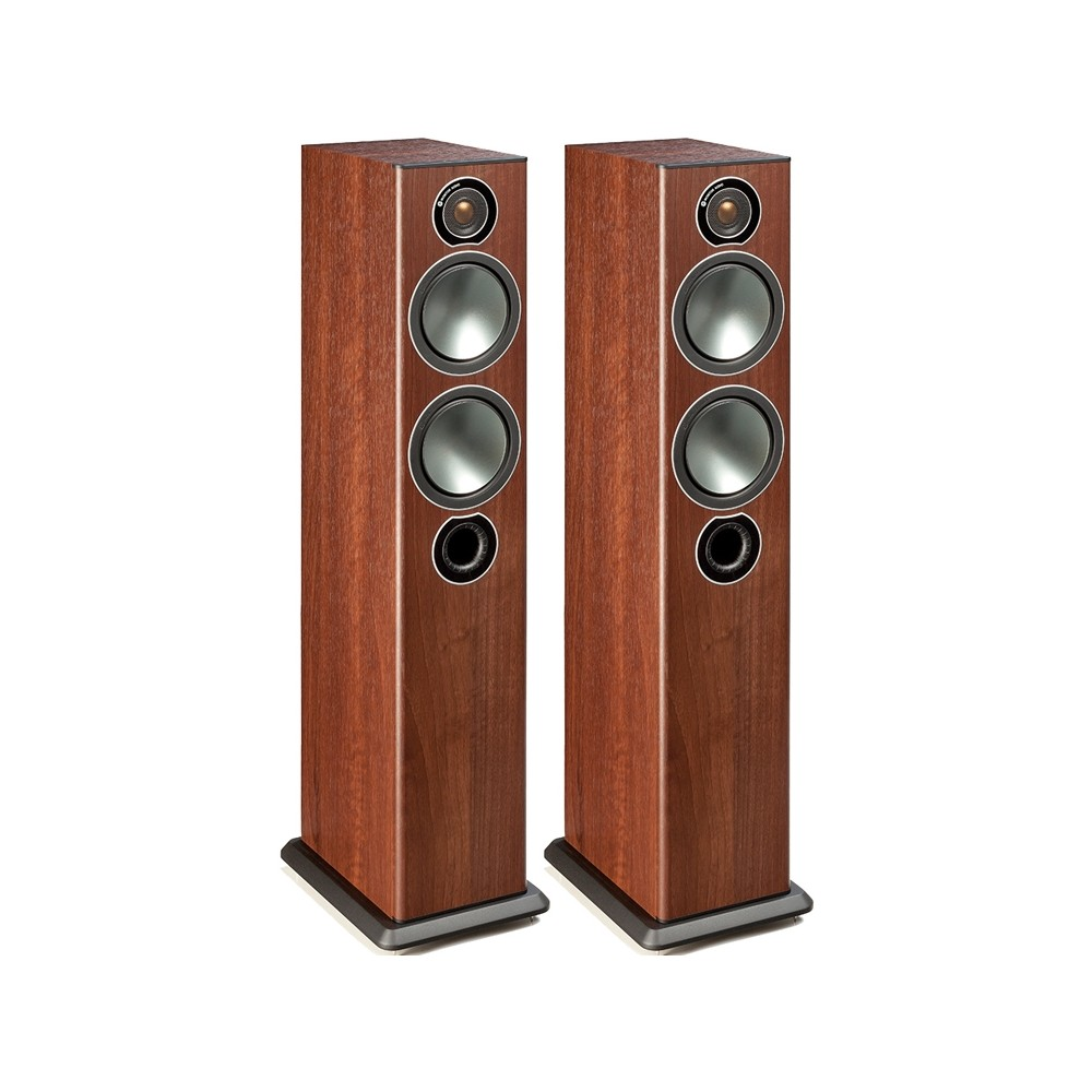 monitor audio bronze 5 floor standing speakers