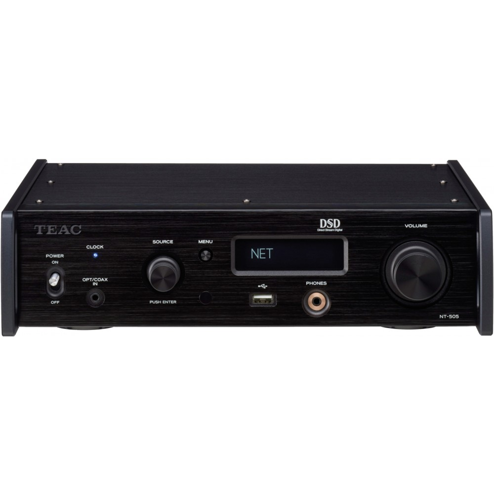 TEAC NT-505 Network Player Streamer