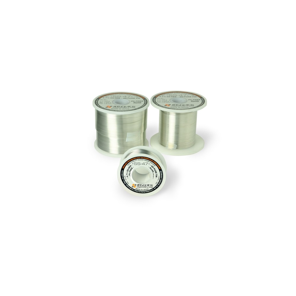 100g *ELEC acoustic-only alloy solder OYAIDE SS-47-100G