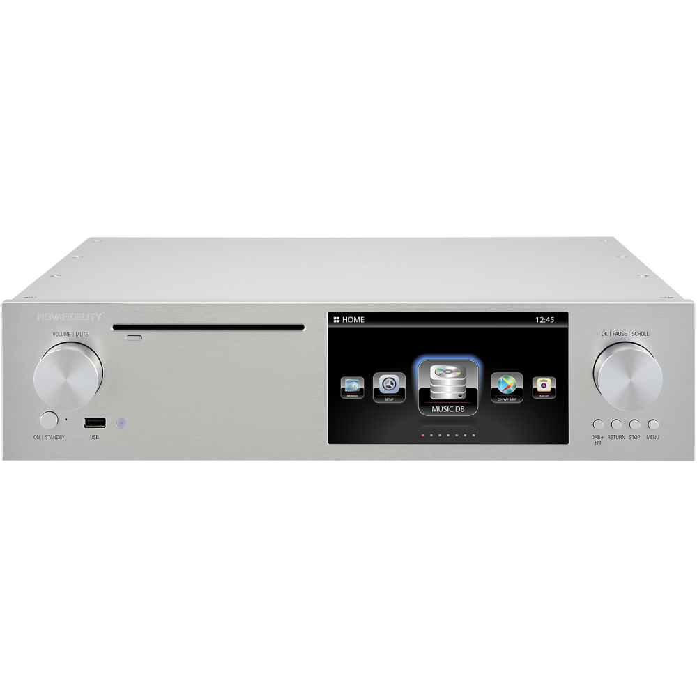 Nova Fidelity X50D Music Server and Streamer