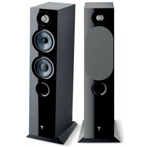 Focal Chora 816 Speakers (Pair) Black