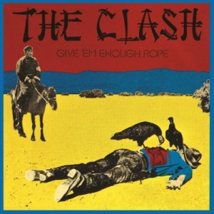 The Clash - Give 'Em Enough Rope 180g MOV LP