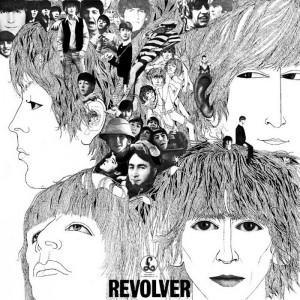 The Beatles - Revolver 180g MOV LP